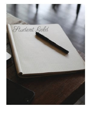 Student Gold for Writing is coming!