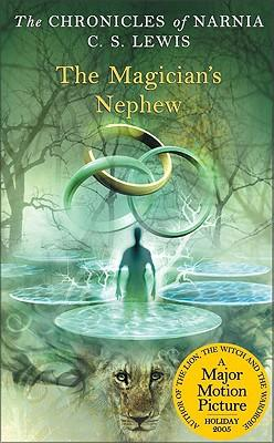 NEW!! The Magician's Nephew Literature Unit