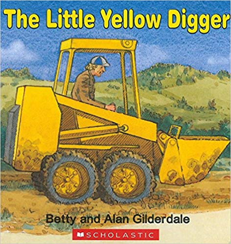 NEW CORE! The Little Yellow Digger